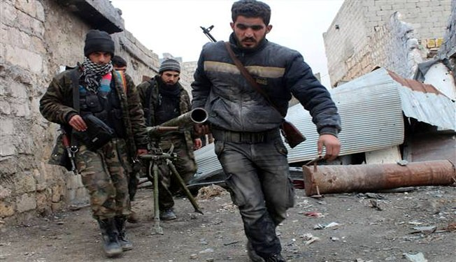 Photo of Allah(swt) helps Syrians: Infightings in Syria leave 2,300 inhuman terrorists dead in January