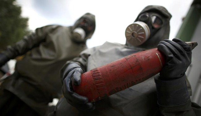 Photo of Syria to send large shipment of chemicals by March