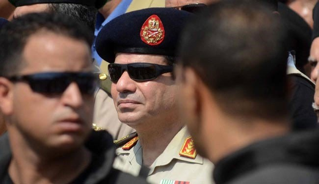 General Sisi wants to be Egypt's top pharaoh