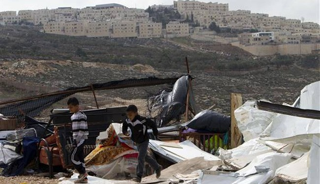 Photo of Red Cross raps Israel seizure of tents of displaced Palestinians