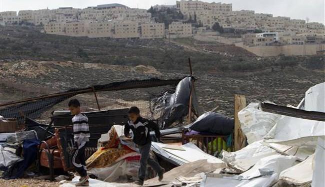 Red Cross raps Israel seizure of tents of displaced Palestinians
