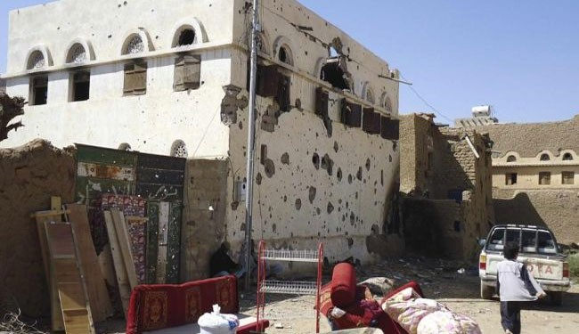 Yemen's Houthis confront Salafists near Sana'a