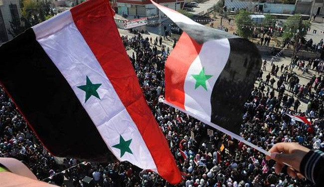 Syrians rally in support of government, army