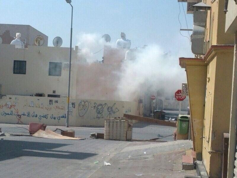 In picture: Bahrainis mark 3rd revolution anniv. amid regime crackdown