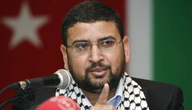Hamas rejects foreign forces in Palestinian lands