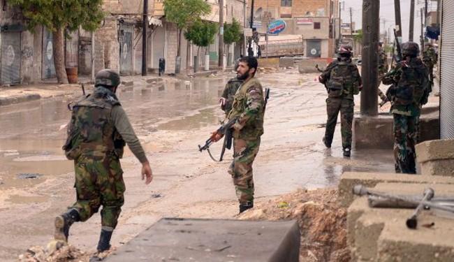 Photo of Syria army hunting militants near Idlib