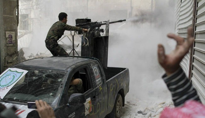 Saudi Arabia to supply tons of arms to FSA: Report