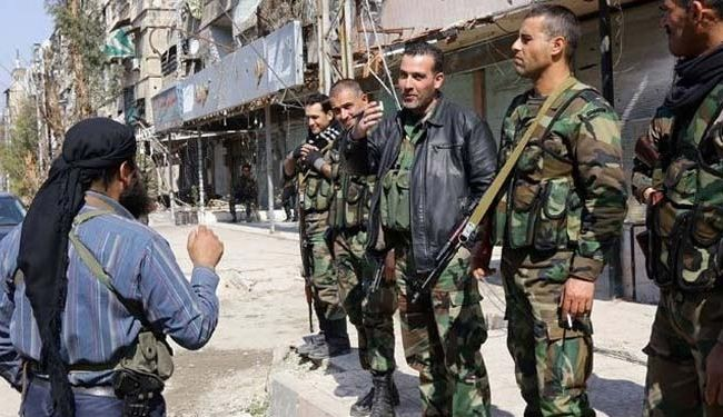 Militants in 3 Syrian towns surrender: video
