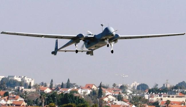 Israeli drone mysteriously crashes on Lebanon border
