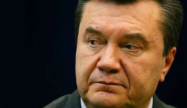 Ukraine's ousted Yanukovych fled to Moscow: Report