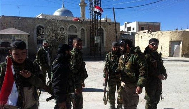 Photo of Syrian army takes strategic hills, preparing Yabroud liberation