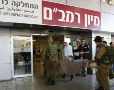 Photo of Syria Opposition Supporters must read!! zionist media: 700 fighter treated in israeli Golan field hospital