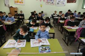 Photo of Gaza's education ministry bans unauthorized UNRWA curriculums