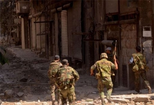 Photo of Syrian Army Repels Terrorists' Attempt to Control Homs