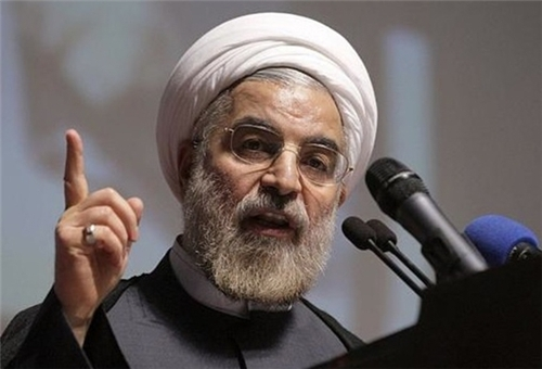 Photo of Rouhani Stresses Pakistan's Efforts to Release Abducted Border Guards