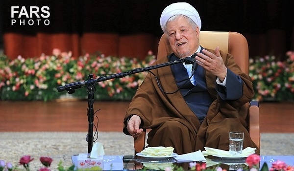 Photo of Rafsanjani Criticizes World Powers for Ignoring Muslims' Rights in Palestine, Myanmar
