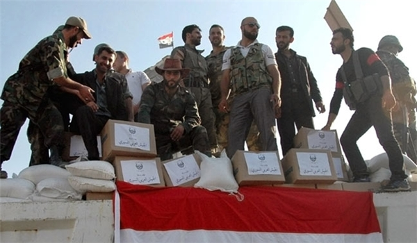Photo of Syria in Last 24 Hours: Army Seizes Strategic Town in Homs