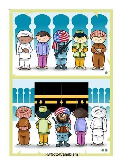 Photo of Caricature: Terrorism..