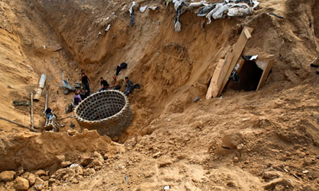 Photo of Western-backed Mursisi regime destroys 1,370 Gaza underground tunnels