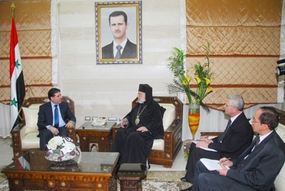 Photo of Prime Minister: Syria's diversity is source of its strength