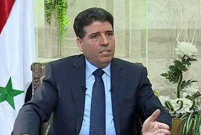 Photo of PM:  Syrian people is the core of Syria's steadfastness