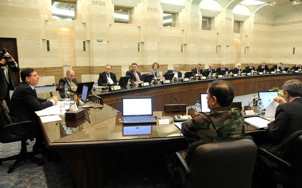Photo of Cabinet approves establishment of 'Syrian Space Agency'