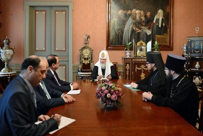 Photo of Russian Patriarch: Syria has wisdom and will enough to overcome war