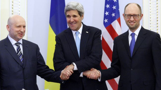 Photo of Few Americans want US involved in Ukraine crisis: Poll