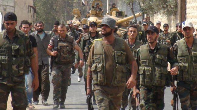 Photo of Syrian army makes more advances in Qalamoun region