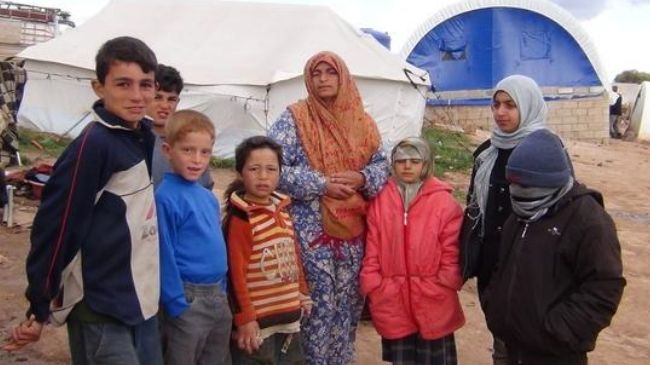 Photo of Over 350,000 families internally displaced in Syria due to global terrorist attack
