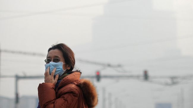 Photo of China PM declares war on air pollution
