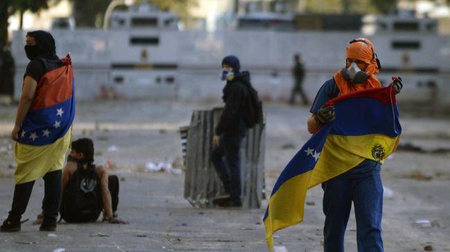 Photo of Venezuela police make 41 arrests in US backed unrest