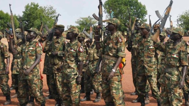 Photo of South Sudan soldiers die in clashes over delayed salaries