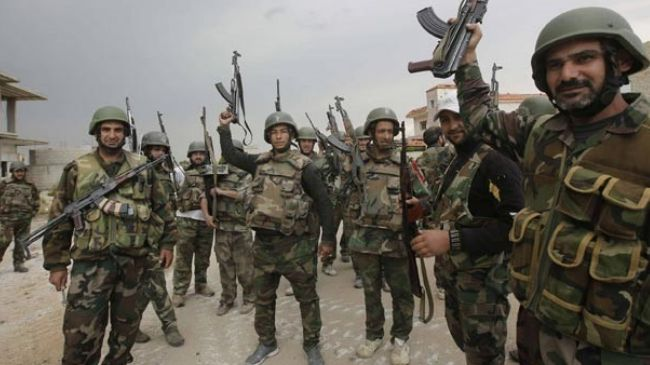 Photo of Syria army achieves more gains in battle against militants