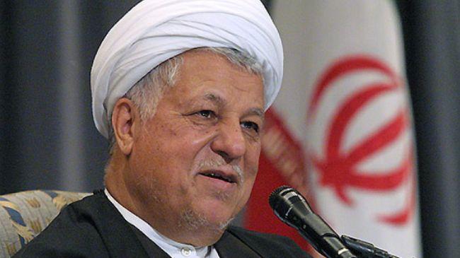 Photo of Zionist lobby seeks to derail nuclear talks: Rafsanjani