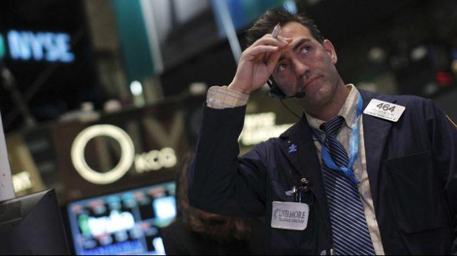 Photo of US stocks fall over Ukraine crisis
