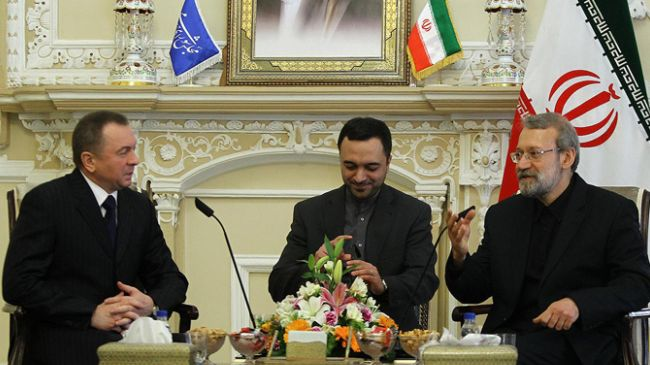 Photo of Iran stresses relations with Belarus