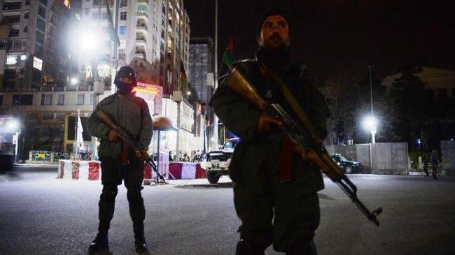 Photo of Luxury hotel attacked in Kabul, nine killed