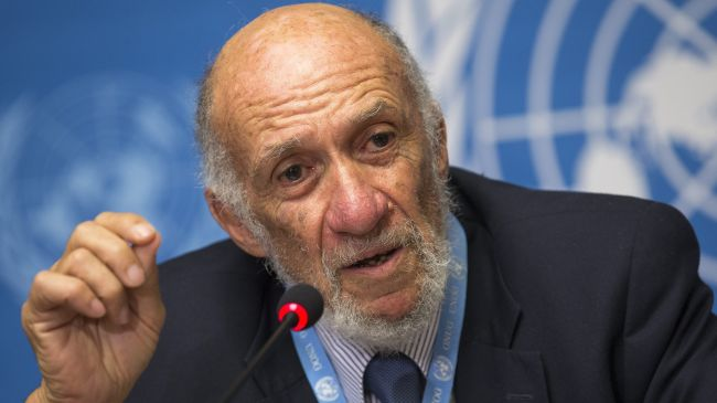 Photo of UN official warns of 'deteriorating' situation in Palestine