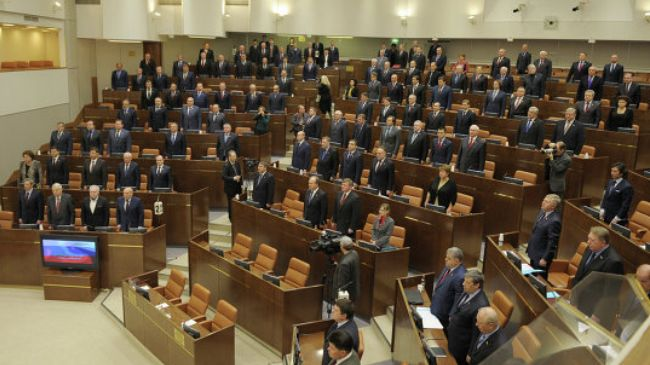 Photo of Russia's Federation Council approves Crimea reunion