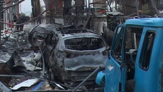 Photo of Seven killed, 18 injured in Iraq double bombing