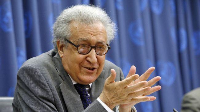 Photo of No Syria talks for time being: UN-AL envoy