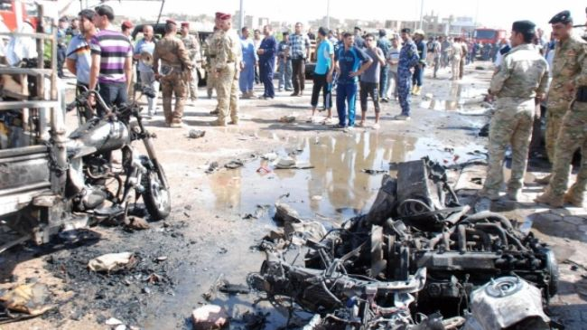 Photo of Bomb blasts, shootings claims 37 lives in Iraq