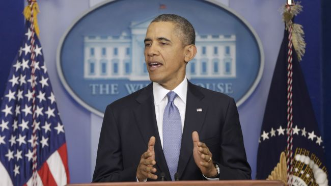 Photo of 59 percent disapprove of Obama's job performance: Poll