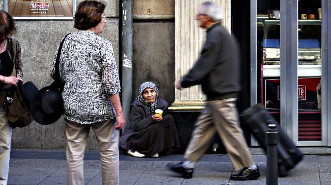 Photo of Poor worst affected by Europe's austerity measures