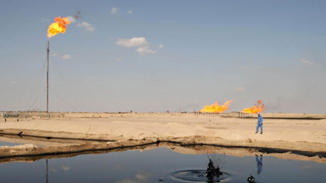 Photo of Russia's Lukoil starts output from giant Iraq oil field