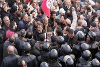 Photo of Tunisians protest over energy issue