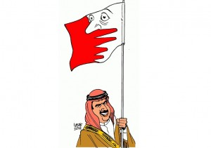 Bahrain suffocated under Wahabi dictatorship