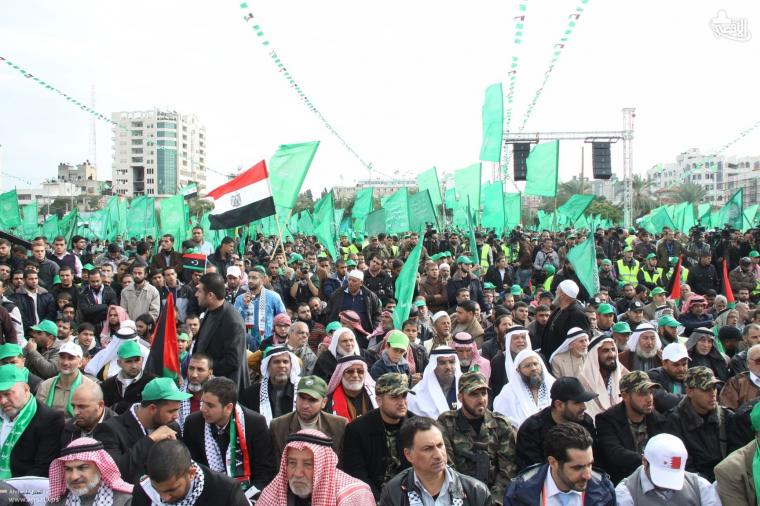 Hamas warns IOA against persisting in OJ Judaization schemes