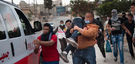 Israeli forces shoot, injure Palestinian in Bethlehem